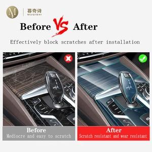 Image 5 - طبقة حماية شفافة من البولي يوريثان الحراري مضادة للخدش ، داخلية للسيارة Mercedes Benz A Class W177 A180 A200 A250 2019 2020