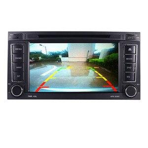 2 din 7 дюймов Автомобильный DVD VW Touareg Multivan (2002-2010) GPS 3G Bluetooth Радио RDS USB руль Canbus Бесплатная 8G карта камера