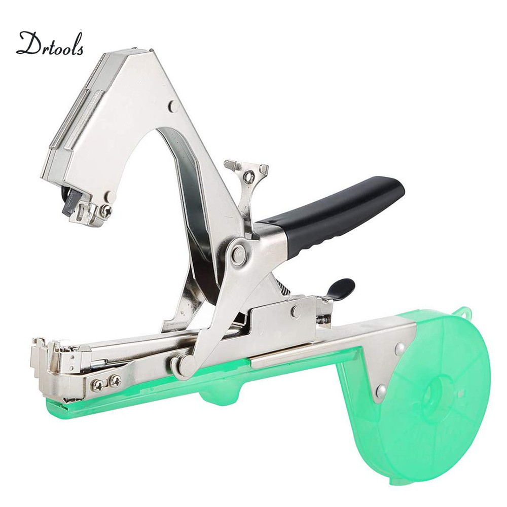 Garden Tool set Plant Tying Tapetool Tapener Machine Branch Hand Tying Machine Tapetool Tapener Packing Vegetable Stem Strapping