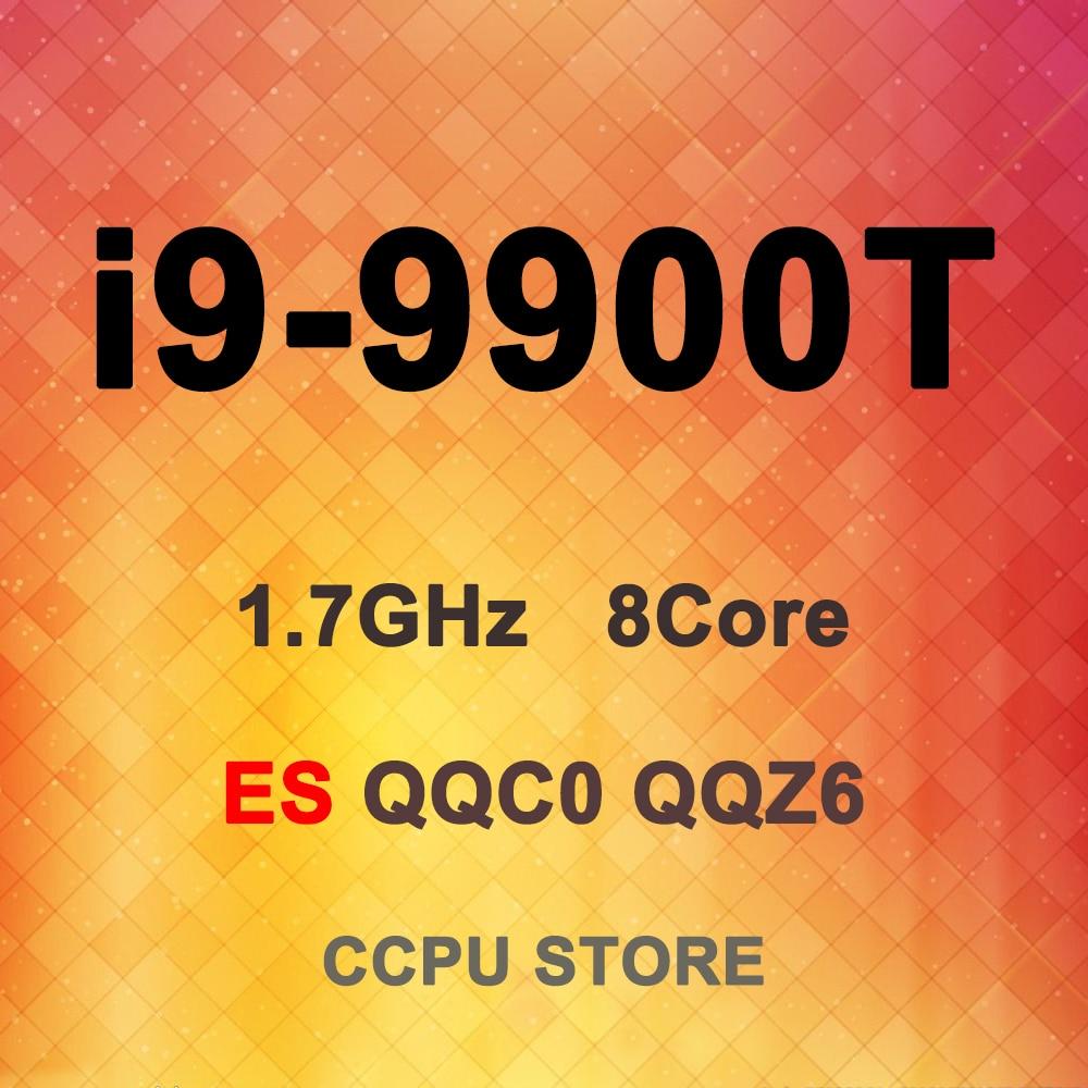 Процессор Intel Core i9-9900T ES QQC0 QQZ6 1,7 ГГц 8 ядер 16 Мб 35 Вт LGA1151 не 2,1 ГГц