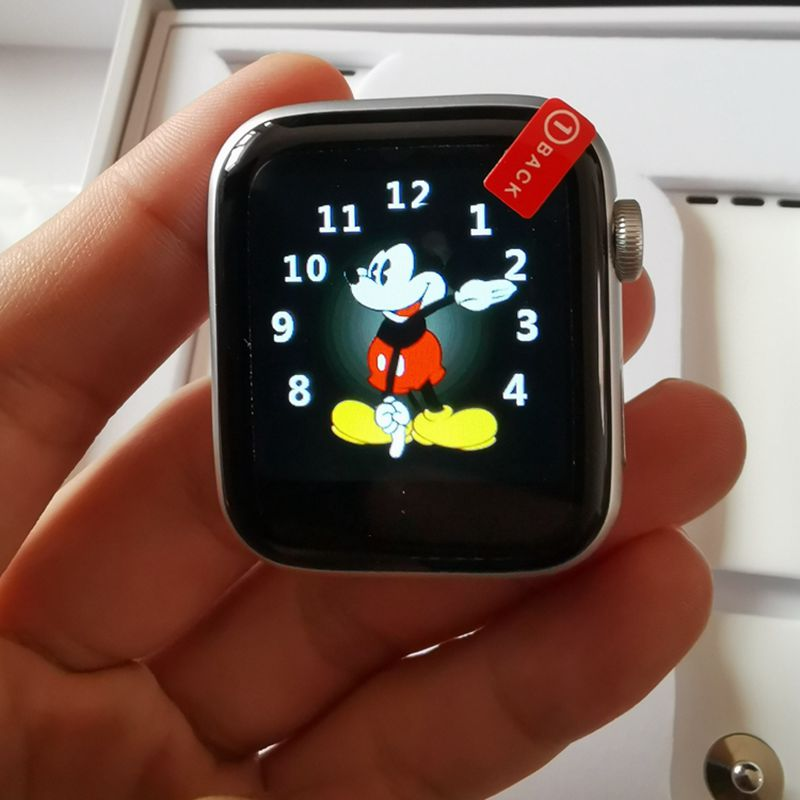W54 Smart Watch Android 4.4 1.54