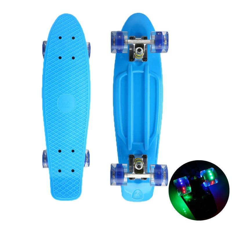 Outdoor sports Skateboard Longboard Banana Board Part Cruiser Wheels 60mm x 45mm