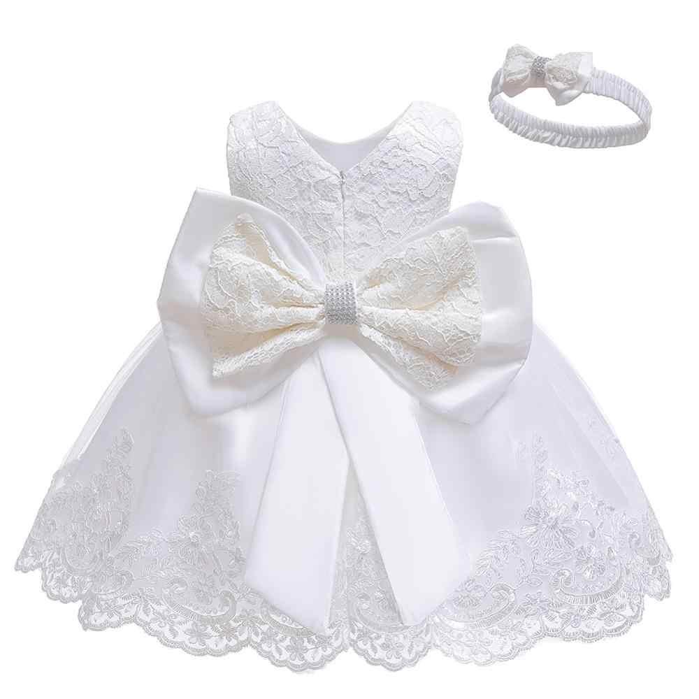 2019 Mùa Hè Mới Quần Áo Trẻ Em Bé Đỏ Đô Trẻ Sơ Sinh Áo Váy Cho Bé Gái Công Chúa Sinh Nhật Đầu Tiên Cô Gái ĐẦM DỰ TIỆC 1 2 năm