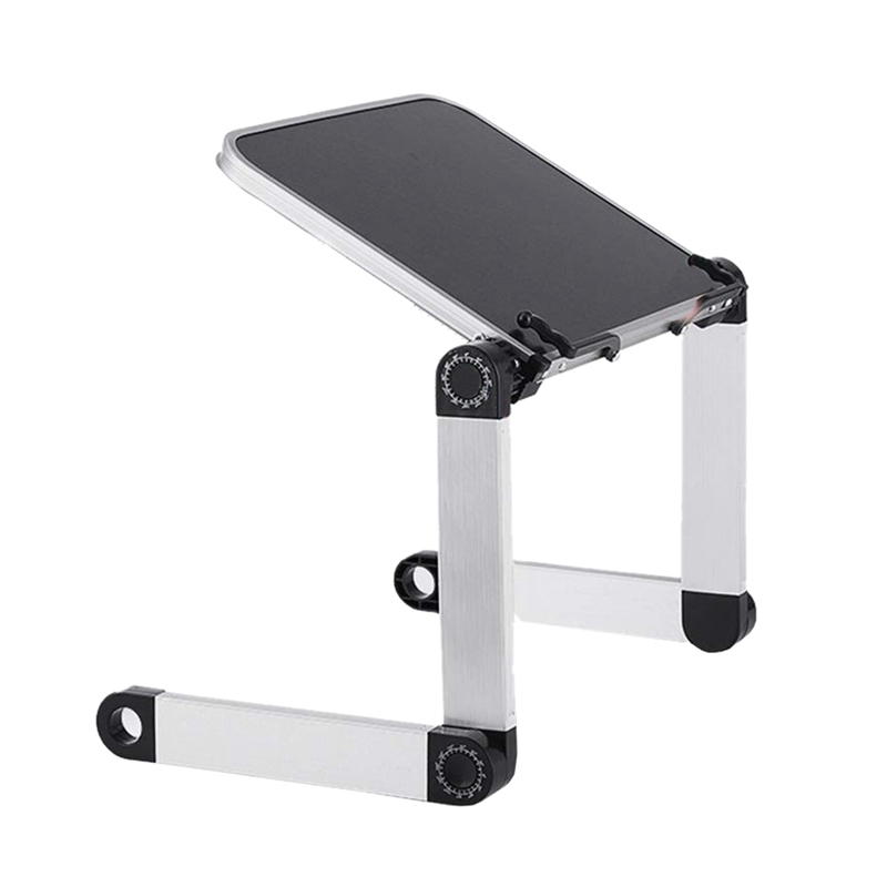 Hot XD-Adjustable Book Stand Height And Angle Adjustable Ergonomic Book Holder Aluminum Book Holder Student With Desktop Book Fo