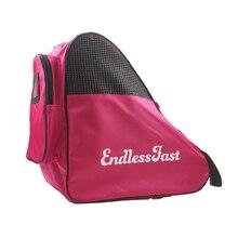 Skate-Bag Backpack Roller-Figure Professional Children Shoulder Cute for 38x21x37cm Increase-Capacity