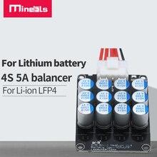 4S 5a ליתיום סוללות פעיל אקולייזר איזון Lifepo4 ליתיום ליתיום LTO סוללה אנרגיה העברת BMS איזון לוח