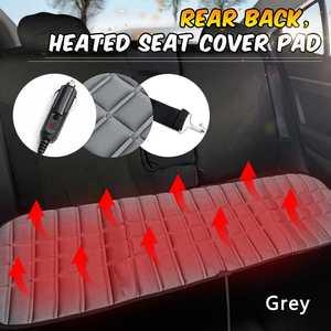 Image 4 - Housse de coussin pour siège chauffant 12V
