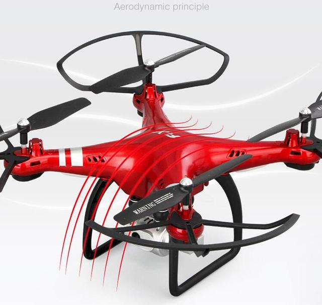 Professional Quadcopter Drones with HD Camera Wifi FPV RC Helicopter telecontrol four axis aircraft aerial photography toys gift
