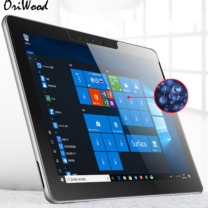 Tempered Glass for Microsoft Surface Pro 7 Pro5 6 5 4 3 RT3 2 1 RT2 12.3 Tablet Screen Protector For Microsoft Surface 3 10.8 image