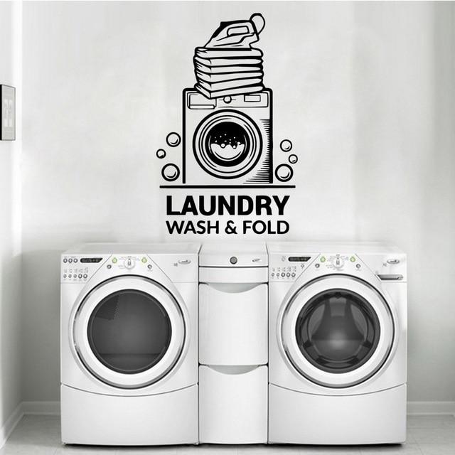Laundry Room Stickers 4