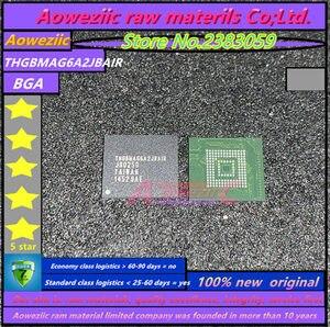 Image 2 - Aoweziic 100% nouvelle puce mémoire originale THGBMAG6A2JBAIR BGA