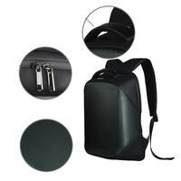 Himiss mais novo wi fi inteligente led mochila com display led tela mochila à prova dwaterproof água para andar ao ar livre publicidade mochila led|Luzes de publicidade| |  -