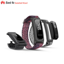 Original Huawei Band 4e Smart Band Basketball Wizard Running Posture Monitor 2 Wearing Mode Water Resistant Up To 50 Meter