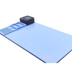 CPB z ekranem podkładka silikonowa Separator LCD do telefonu komórkowego iPad Samsung ekran dotykowy oddzielne otworzyć remont narzędzia w Zestawy elektronarzędzi od Narzędzia na