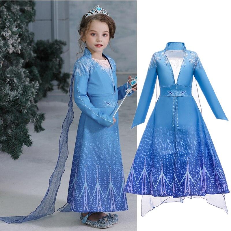 Disfraz de princesa niñas para niños, vestido disfraz de Halloween, Túnica de fantasía, vestidos de Navidad