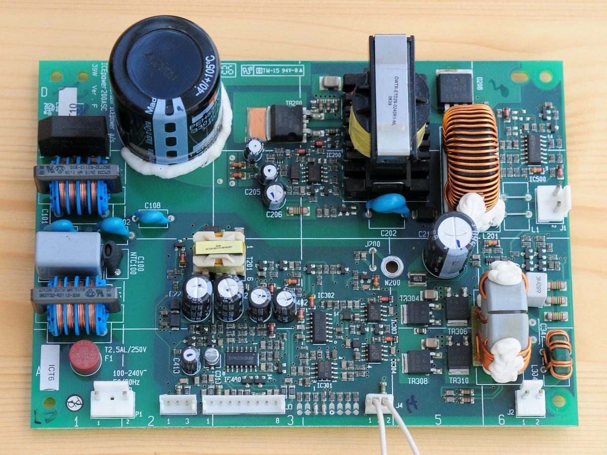 Используется ICE power 200ASC цифровой усилитель мощности плата, non-125ASX2
