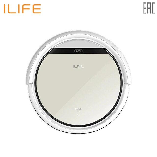 Робот-пылесос ILIFE V50 для сухой уборки.