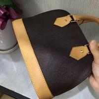 luxury brand shell bag 2020 women fashion designer handbags high quality crossbody bags real leather totes free shipping