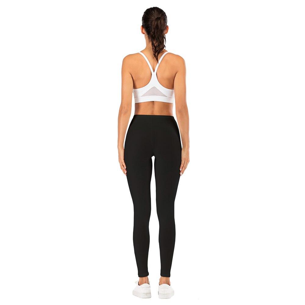 Brand Sexy Women Black Legging Fitness leggins Fashion Slim legins High Waist Leggings Woman Pants