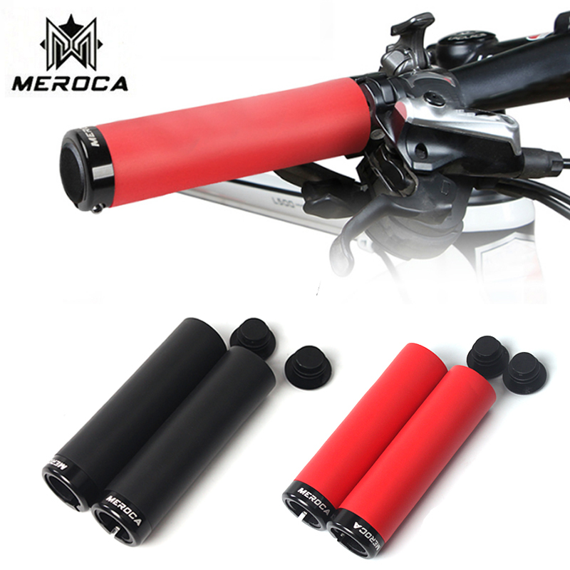 BUCKLOS Bike Grips Silicone MTB//BMX//Folding Bicycle Handlebar Ends Plugs 22.2mm