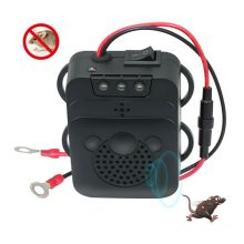 Car Ultrasound Mouse Repeller Intelligent Sensor Circuit Protection Repeller Equipment Accessories