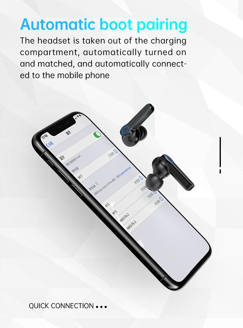 M19 TWS Bluetooth Earbuds 2