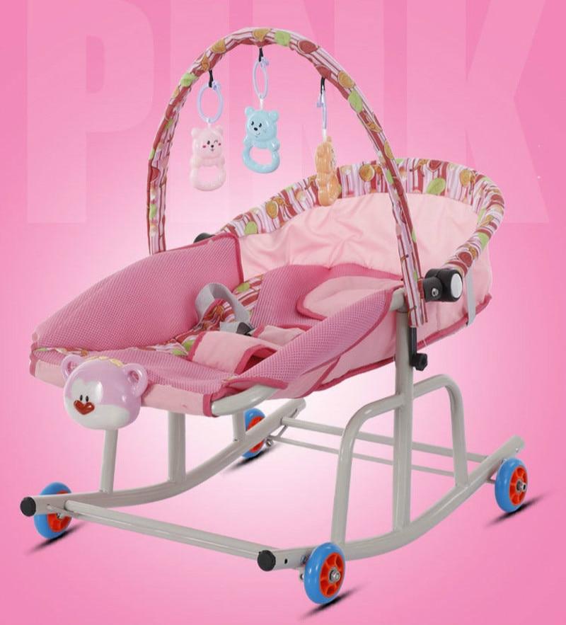 Baby Rocking Chair Music Nursery Child Toy Rocking Chair Baby Rocking Horse Infant Seat Bouncer Swing Innrech Market.com