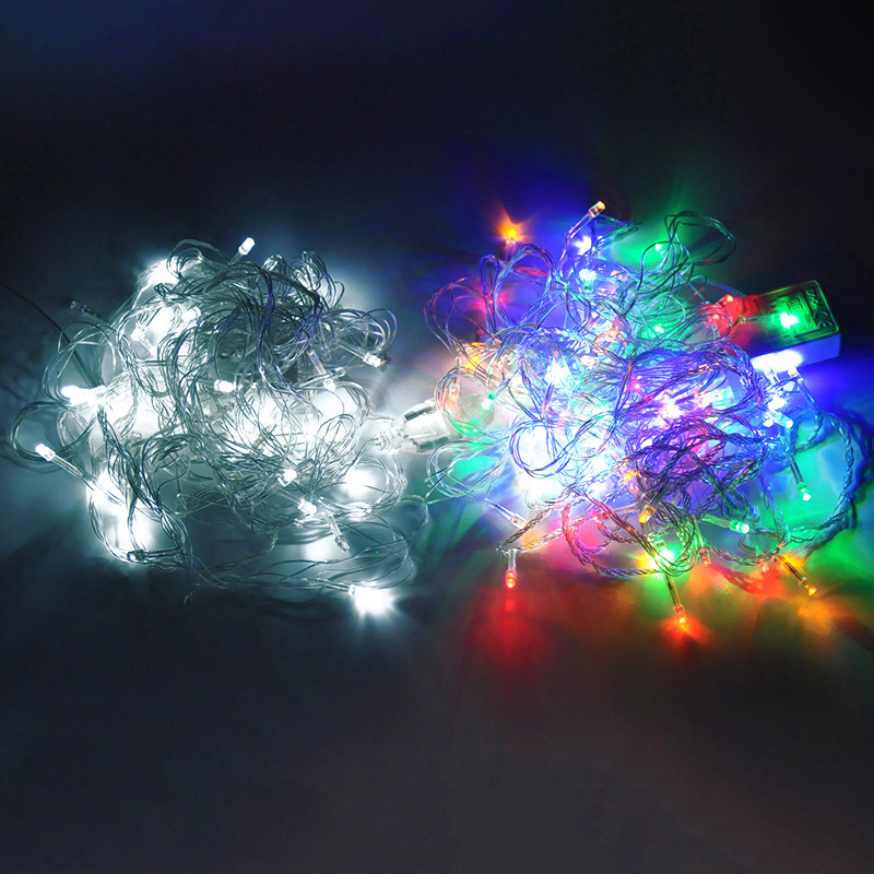 9M 100Led String Garland Christmas Tree Fairy Light Luce Waterproof Home Garden Party Outdoor Holiday Decoration