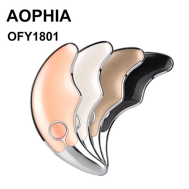 Twarzy szyi Guasha urządzenie do masażu do usuwania zmarszczek na twarzy urządzenie wyszczuplający masażer do ciała elektryczny masaż skóry narzędzie do masażu