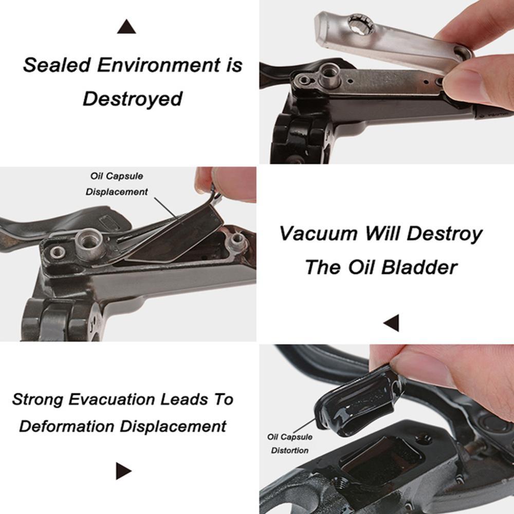 Universal Mountain Bike Road Cycling Oil Brake Injection Tools Bleed Tool Kit UK