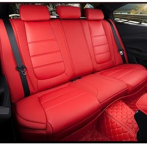 Image 5 - kokololee Custom Leather car seat covers For LEXUS ES ES250 ES350 ES300h ES240 ES200 ES260 CT CT200h Automobiles Seat Cover cars