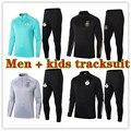 2021 algerien Trikots De Fuß trainingsanzug fußball survêtement 20 21 MAHREZ Algerie training anzug jogging set männer + kinder Surveteme