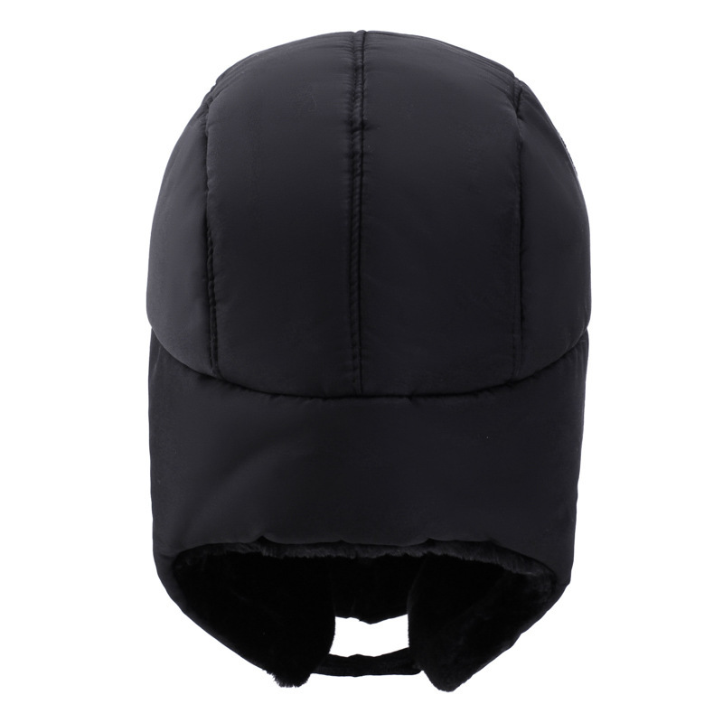 Hat Outdoor-Hat Korean-Style Ushank Winter Women's Thick Warm And Cycling Youth Wind-Resistant