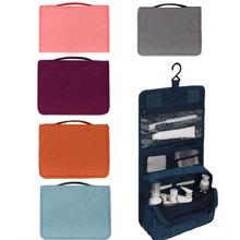 Hot Selling Hanging Travel Toiletry Bag Large Capacity Cosmetic Toiletry Travel Organizer for Women Men with Hook