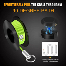 Cable-Running-Device Threader Guider Snap-Wire Hand Easy-Use Professional Magnetic Hotsale