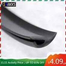 H typ 2 M gumowe uszczelki samochodowe przednia szyba elastyczna przednia tylna deska rozdzielcza szyberdach pyłoszczelna taśma uszczelniająca do Auto