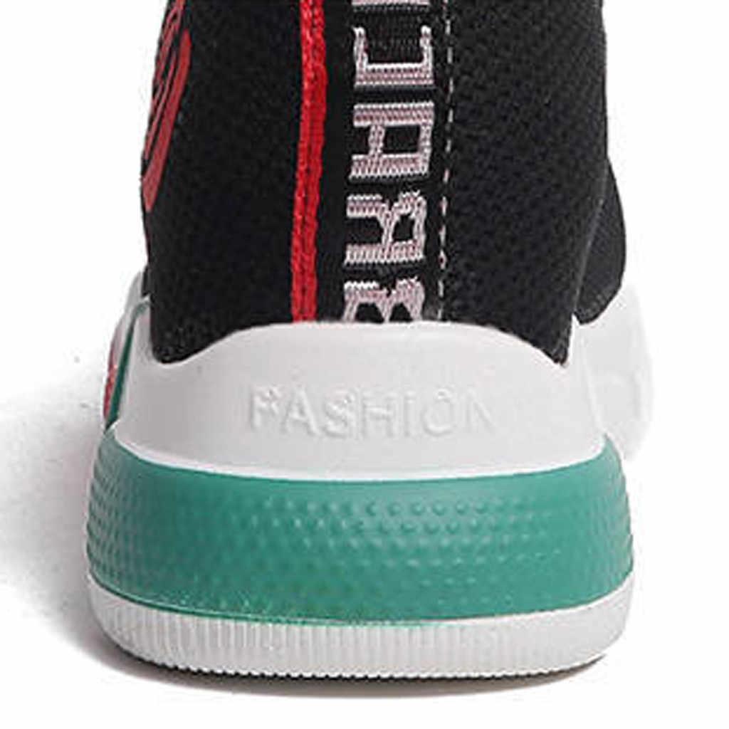 Giày Nữ Sneaker Nữ Nữ Giải Trí Thời Trang Lưới Thoải Mái Sneakers Nữ Lưới Size Lớn Buộc Dây Giày #1030