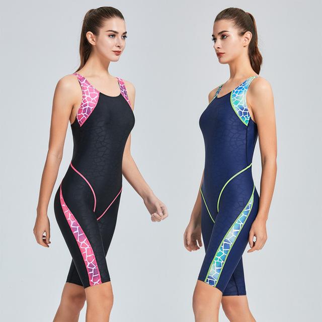 Neoprene Zip Shorty women's Wetsuit female short Scuba Diving Suit Long Sleeve women  Wetsuit Prevent Rash