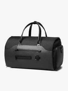 OZUKO Handbag Suit Duffel-Bag Shoes-Pocket Luggage Storage Travel Multifunction Large-Capacity