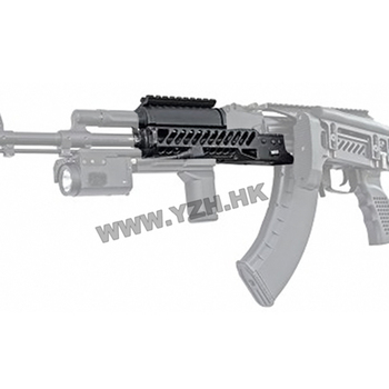 цена на Emersongear AK 47 handguard Tactical Hunting Airsoft Rifle Gun Accessories 104 Strikeforce Aluminum Handguard Upper Rail