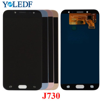 5.5 J730 LCD For Samsung Galaxy J7 Pro 2017 J730F J730F/DS J730FM/DS J730GM/DS Display Touch Screen Digitizer Assembly Replace image