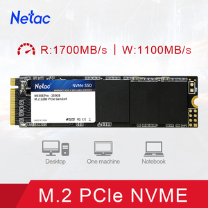 Netac SSD M.2 NVME PCIe M2 Internal Solid State Drive SSD 1TB 500G 250G 2280 Hard Drive Disk HDD for Computer Laptop Free Ship