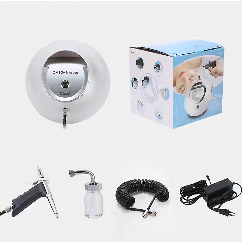 Portable Water Oxygen Jet therapy Peeling Facial Moisturizing O2 Oxygen Spray Water Jet BIO Photo Skin care Home Spa Salon - 6