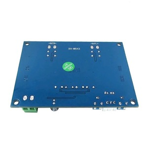 Image 5 - 120W * 2 TPA3116D2 Dual Channel Stereo Digitale Power Audio Versterker Boord 12 V 24 V TPA3116 Klasse D HIFI DIY Amplificador Module