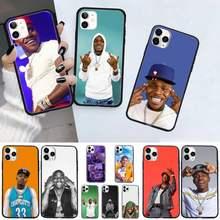 Dababy da bebê rapper alta qualidade caso de telefone luxo coque para iphone 11 12 pro xs max 8 7 6s plus x 5S se 2020 xr