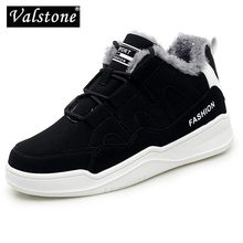 Sneaker Snow-Boots High-Top Non-Slip Outdoor Ankle-Lovers Winter Casual-Quality Woman