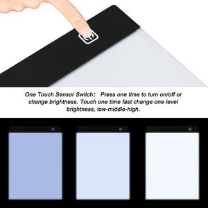 Image 4 - 다이아몬드 페인팅, usb 전원 5d 다이아몬드 자수 액세서리 라이트 보드 도구 키트에 대한 a4 led 라이트 패드