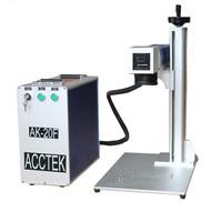 Agent wanted fiber laser marking machine name plate bird ring fiber laser engraving machine for sale