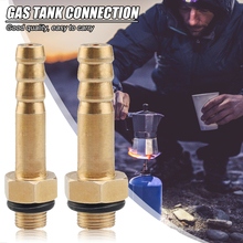Converter Stove-Adapter Auto-Off-Gas-Cylinder Burner-Valve-Fitting Cartridge Gas-Tank-Joint
