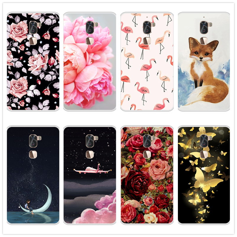 Phone Case for LeEco Cool 1 Soft Silicone TPU Cool Design Patterned Print for LeEco Cool1 Case Cover